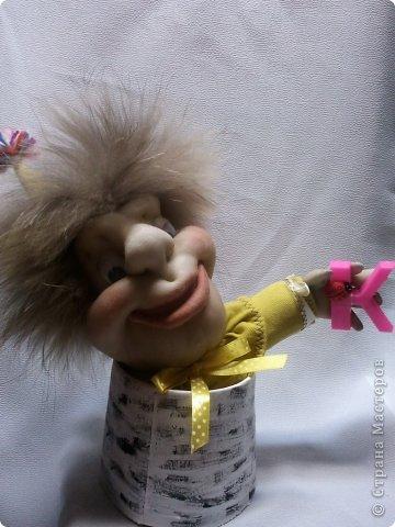 куклы из капроновых чулков фото 3