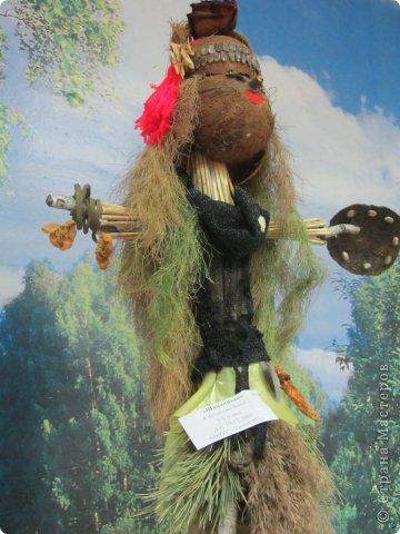 Каждый год на базе Станции юных натуралистов в городе проходит выставка поделок из природного материала. фото 6