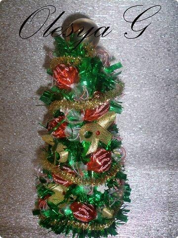Здравствуйте жители Страны Мастеров! А вы помните, что скоро Новый год и пришла пора нам постараться сделать этот праздник еще прекрасней, вкусней и долгожданней? Хочу поделиться с вами своими ёлочками.  фото 2