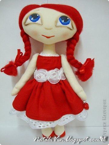 Доброе время суток, дорогие жители и гости)))) Ну вы уже догадались, что увлеклась я куклехами...вот очередные девочки...без имен, потому что в подарок))) фото 7