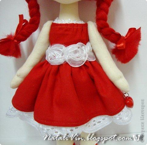 Доброе время суток, дорогие жители и гости)))) Ну вы уже догадались, что увлеклась я куклехами...вот очередные девочки...без имен, потому что в подарок))) фото 9