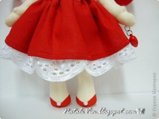 Доброе время суток, дорогие жители и гости)))) Ну вы уже догадались, что увлеклась я куклехами...вот очередные девочки...без имен, потому что в подарок))) фото 10