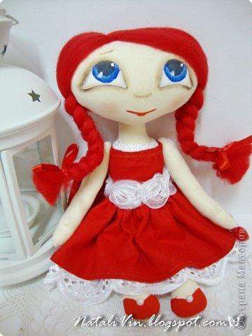 Доброе время суток, дорогие жители и гости)))) Ну вы уже догадались, что увлеклась я куклехами...вот очередные девочки...без имен, потому что в подарок))) фото 12