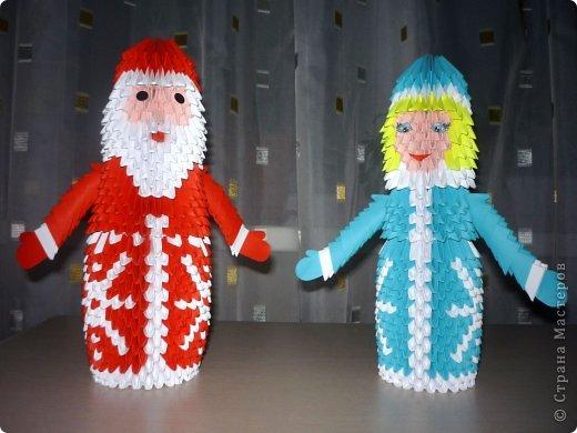Дед Мороз и Снегурочка фото 1