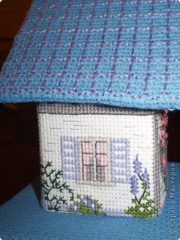 Здравствуйте! Покажу вам два домика, сделанных в подарок хорошим людям. Домик №1 - Для подруги с пожеланиями приобрести квартиру (кстати, на момент, когда я делаю эту запись, подруга квартиру уже имеет) фото 10
