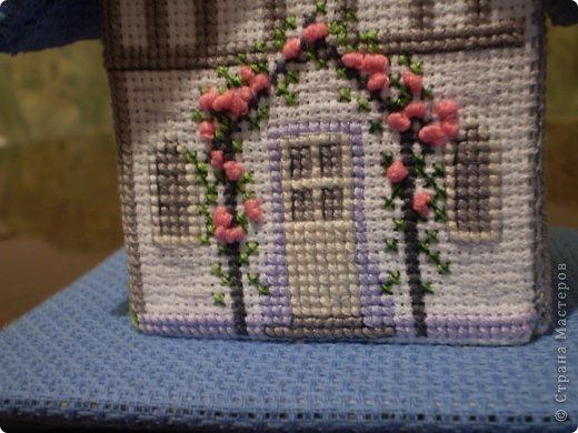 Здравствуйте! Покажу вам два домика, сделанных в подарок хорошим людям. Домик №1 - Для подруги с пожеланиями приобрести квартиру (кстати, на момент, когда я делаю эту запись, подруга квартиру уже имеет) фото 9