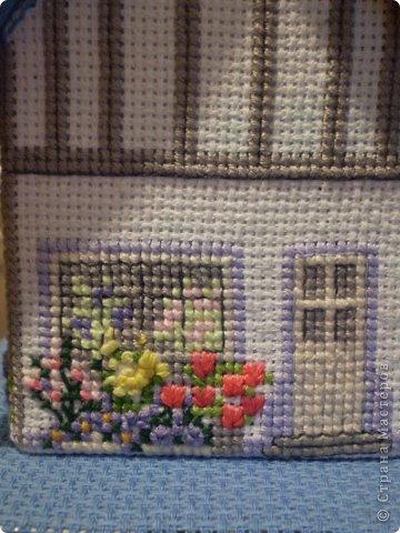 Здравствуйте! Покажу вам два домика, сделанных в подарок хорошим людям. Домик №1 - Для подруги с пожеланиями приобрести квартиру (кстати, на момент, когда я делаю эту запись, подруга квартиру уже имеет) фото 8