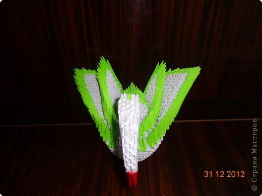 Хочу представить вам на суд свои несколько работ в технике модульного оригами фото 3
