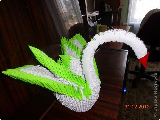 Хочу представить вам на суд свои несколько работ в технике модульного оригами фото 4