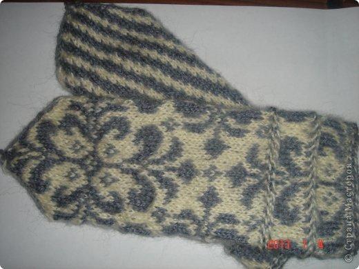 вязание фото 4