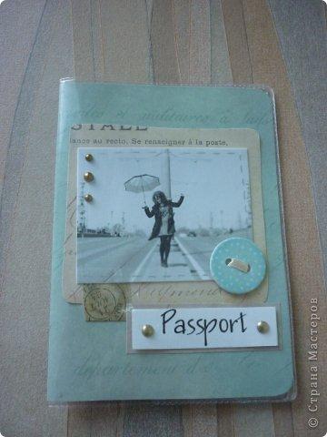 Мои обложки для паспорта. Страна Мастеров