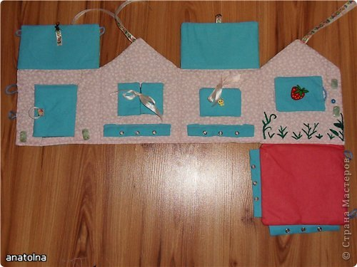 Компактный  домик с крышей фото 4