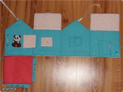 Компактный  домик с крышей фото 5