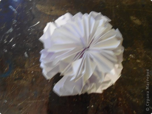 Кусудама Оригами Кусудамі Бумага фото 2