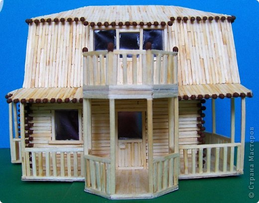Каркасный дом своими руками: фото