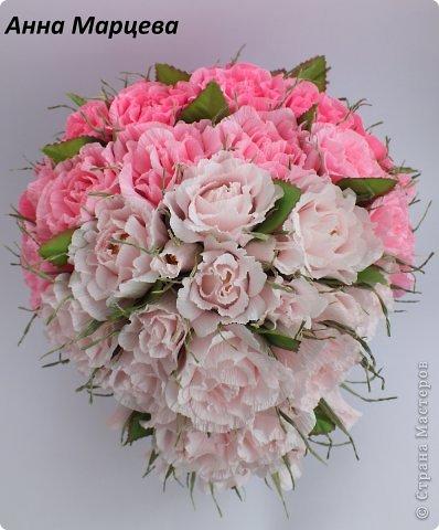 Розы из конфет ирина цыбун мастер класс