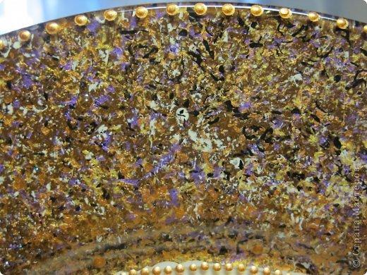 Тарелка была сделана для Настоятеля Храма в подарок ) фото 9