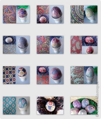 Украшения с пасхальными яйцами