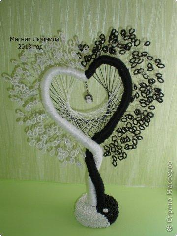 Инь-Янь- дерево любви из