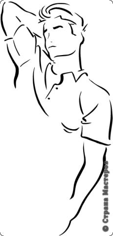 Приветствую Вас жители Страны Мастеров! ❁ Не могла попробовать себя в технике «Вытынанка» (кое-какие схемы взяты с разных сайтов, кое-какие подсмотрены у Ольги_Исаевой и o-olnika). Не совсем довольна своими результатами, хоть и приобрела специальный макетный ножик, но видимо еще не приспособилась к нему или какой-то информацией не владею по правильному вырезанию. Но на всё нужен опыт, сноровка, многочисленные попытки и желание. Будем стараться! ヅ фото 21