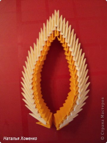 Мастер-класс Поделка изделие Оригами китайское модульное МК Апельсиновые фантазии Бумага фото 44
