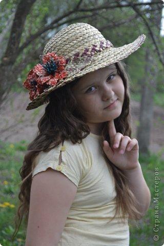 Шляпка для Алёнки. фото 4
