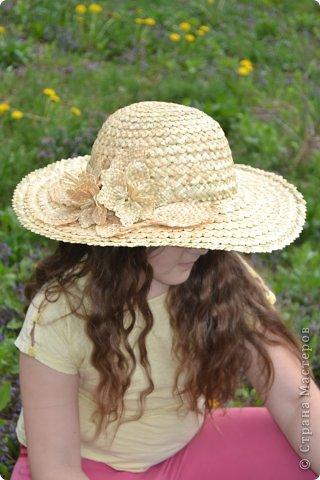 Шляпка для Алёнки. фото 3