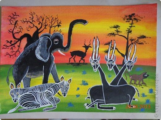 Жирафы фото 2