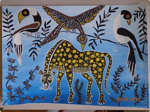 Жирафы фото 3
