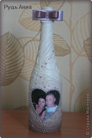 Бутылочка на годовщину=) фото 1