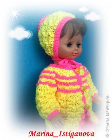 Костюм для любимой куклы фото 4