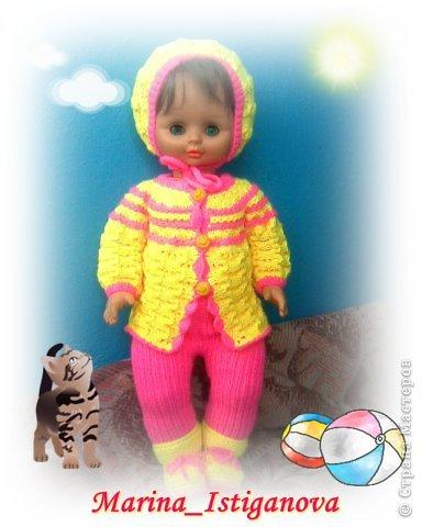 Костюм для любимой куклы фото 2