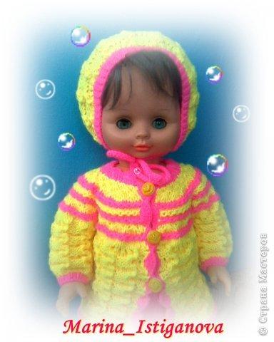 Костюм для любимой куклы фото 5