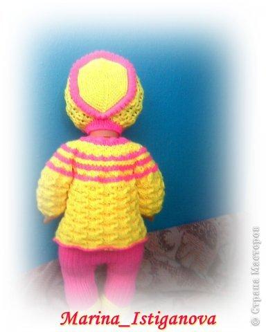 Костюм для любимой куклы фото 6