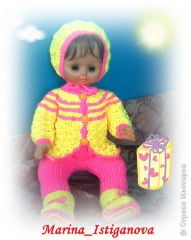 Костюм для любимой куклы фото 3