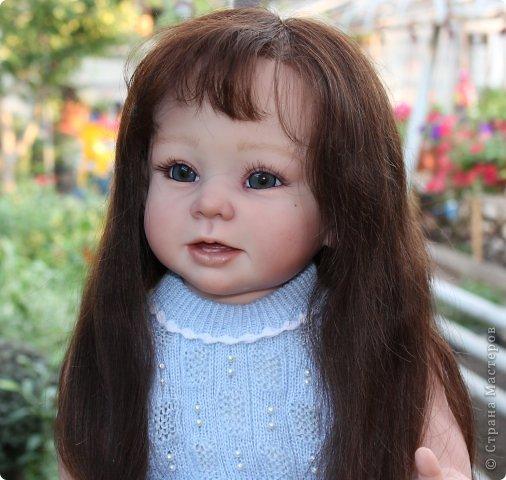 Куколка на основе Молда Бонни. фото 1