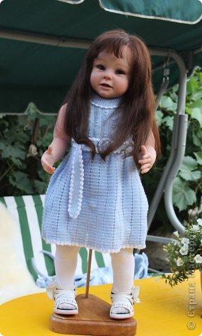 Куколка на основе Молда Бонни. фото 2
