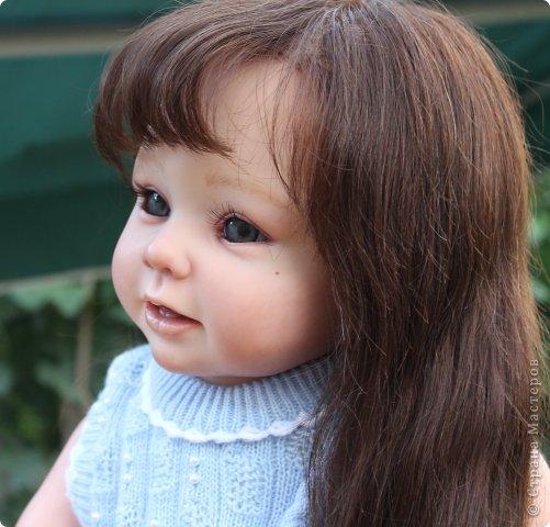 Куколка на основе Молда Бонни. фото 4