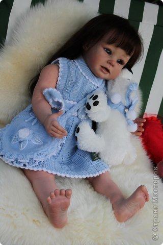 Куколка на основе Молда Бонни. фото 8