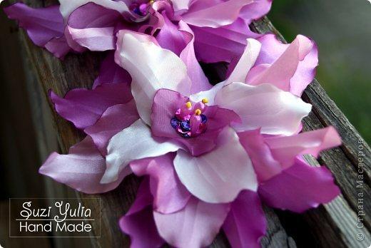 Попросили сделать цветы, чтоб украсить костюм для арабских танцев) фото 2