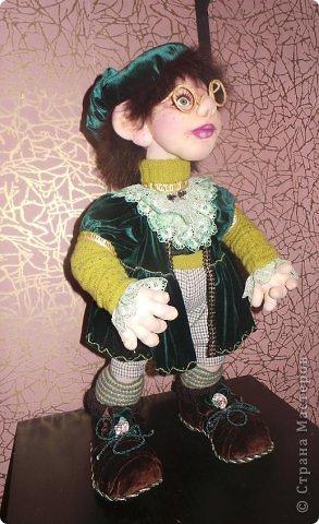 """Авторская кукла: """"Степушка"""" фото 3"""