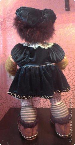"""Авторская кукла: """"Степушка"""" фото 7"""