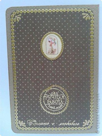 Вот моя первая обложка на паспорт фото 19