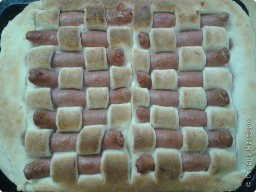 Тесто такое же как на Воскресный пирог с яблоками, только без сахара. фото 1