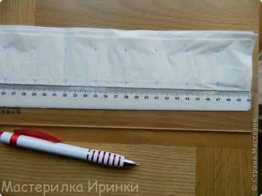 Гардероб Мастер-класс Вязание крючком Сумка-повторялка из мусорных пакетов Полиэтилен фото 2