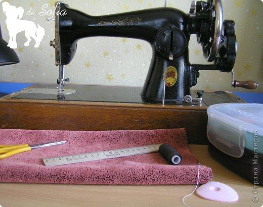Представляю Вам мастер - класс по шитью лежака для собаки. Это очень просто и интересно. фото 2