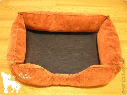 Представляю Вам мастер - класс по шитью лежака для собаки. Это очень просто и интересно.  фото 20