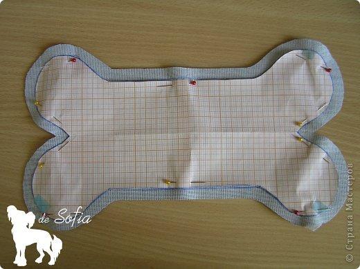 Представляю Вам мастер - класс по шитью лежака для собаки. Это очень просто и интересно. фото 31