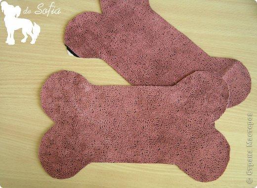 Представляю Вам мастер - класс по шитью лежака для собаки. Это очень просто и интересно. фото 32