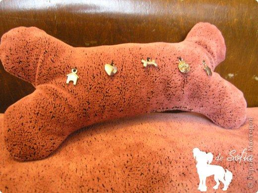 Представляю Вам мастер - класс по шитью лежака для собаки. Это очень просто и интересно.  фото 39